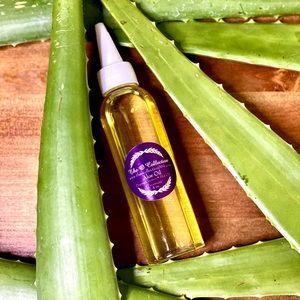 The O Collection Aloe Oil 8 oz.